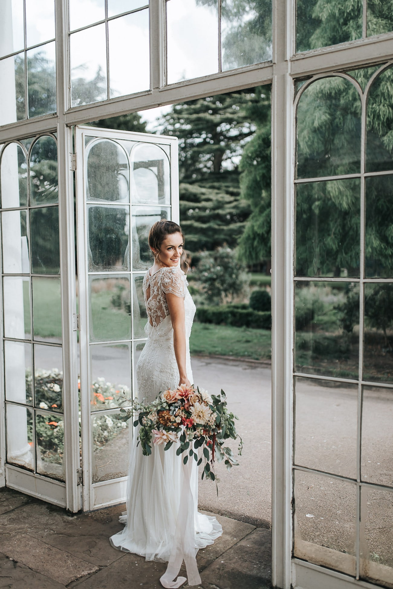Jenny Packham Bride | Image: Pear & Bear Photography