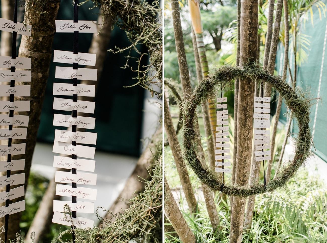 Moss Hoop Table Plan | Image: Roxanne Davison