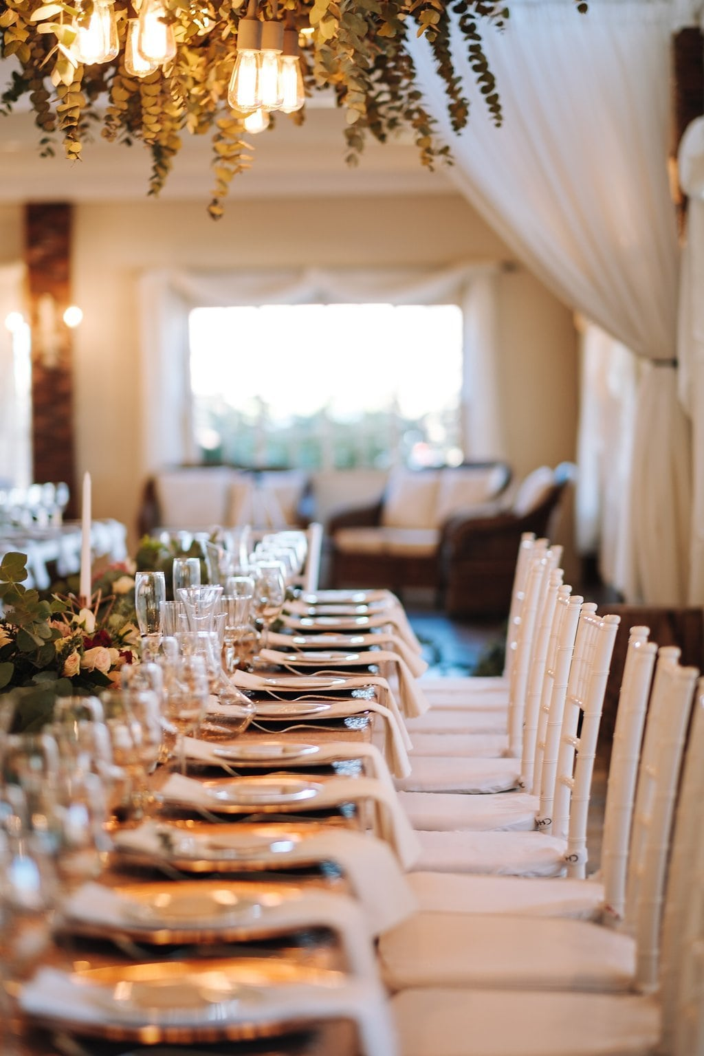 Winter Wedding at Bellwood Cottages | Image: The Shank Tank