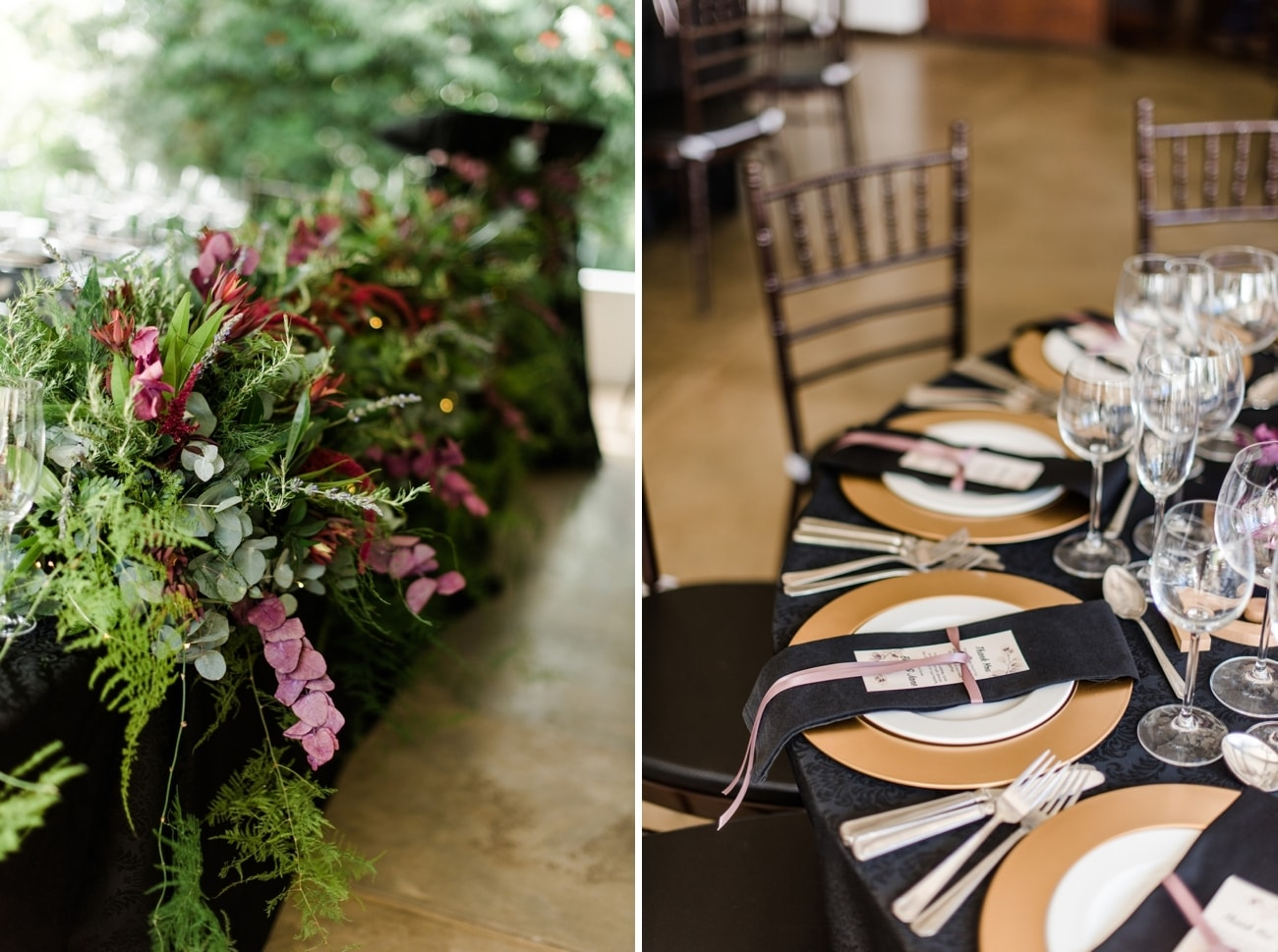 Magical Midsummer Night's Dream Inspired Wedding Decor | Image: Roxanne Davison