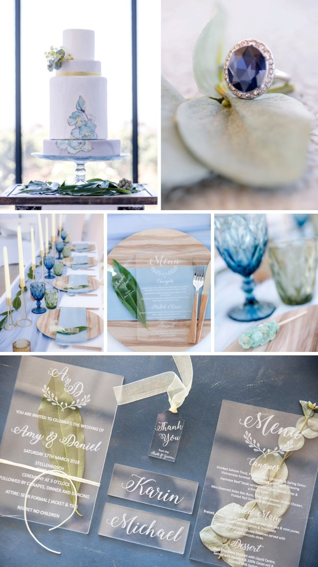 Sheer Wedding Inspiration by Jaqui Franco & Two Cherries Events | SouthBound Bride