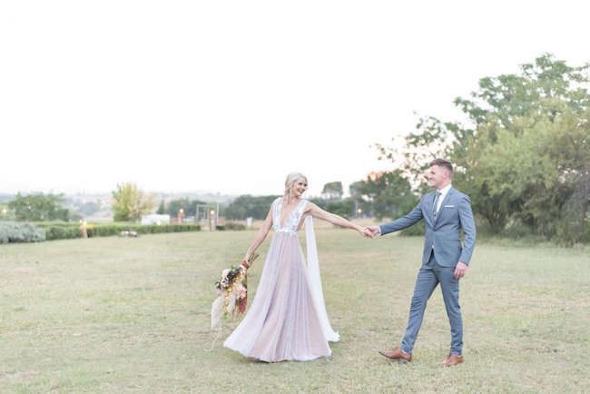Dreamy Autumn Wedding Inspiration | Image: Cara Faye Weddings