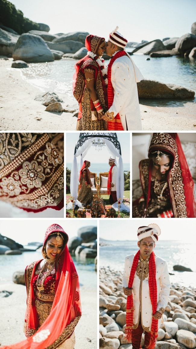 Traditional Hindu Wedding at the 12 Apostles Hotel by Claire Thomson | SouthBound Bride