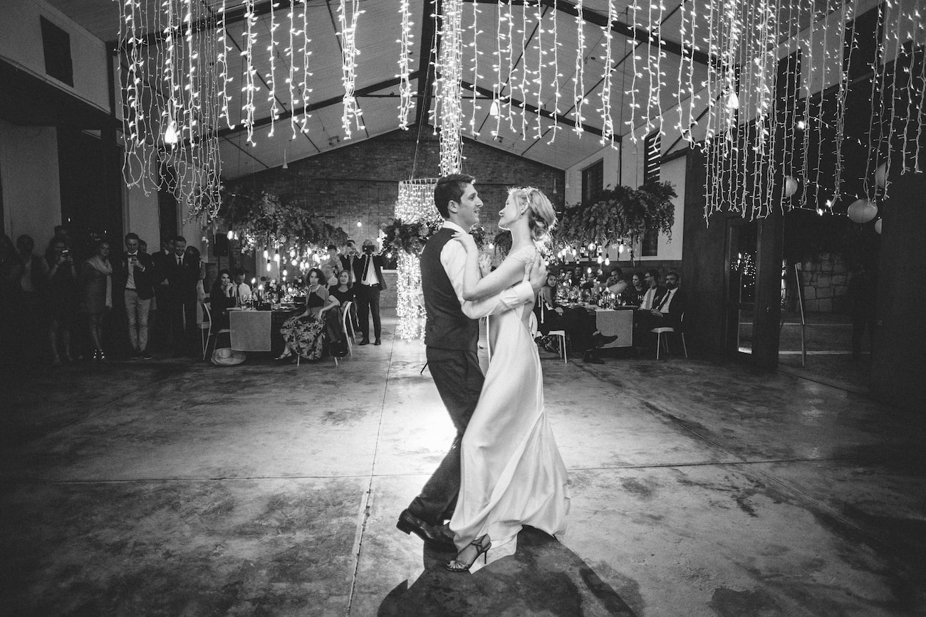 First Dance | Image: Tasha Seccombe