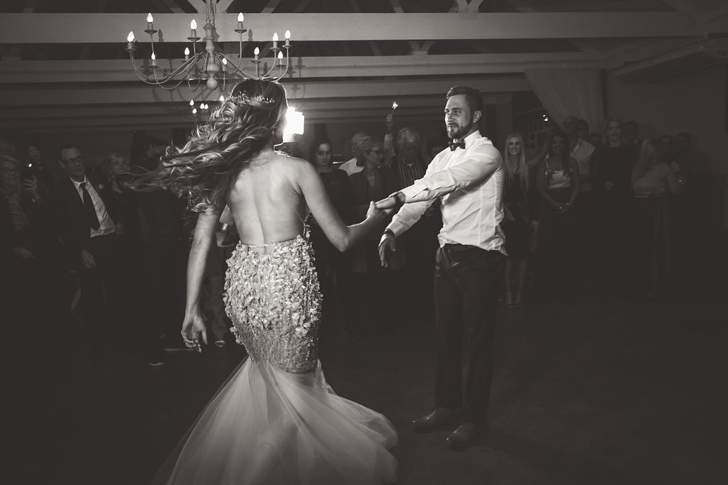 First Dance | Image: The Shank Tank
