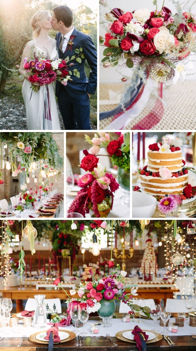 Whimsical Rustic Wedding by Creation Events & Tasha Seccombe | SouthBound Bride