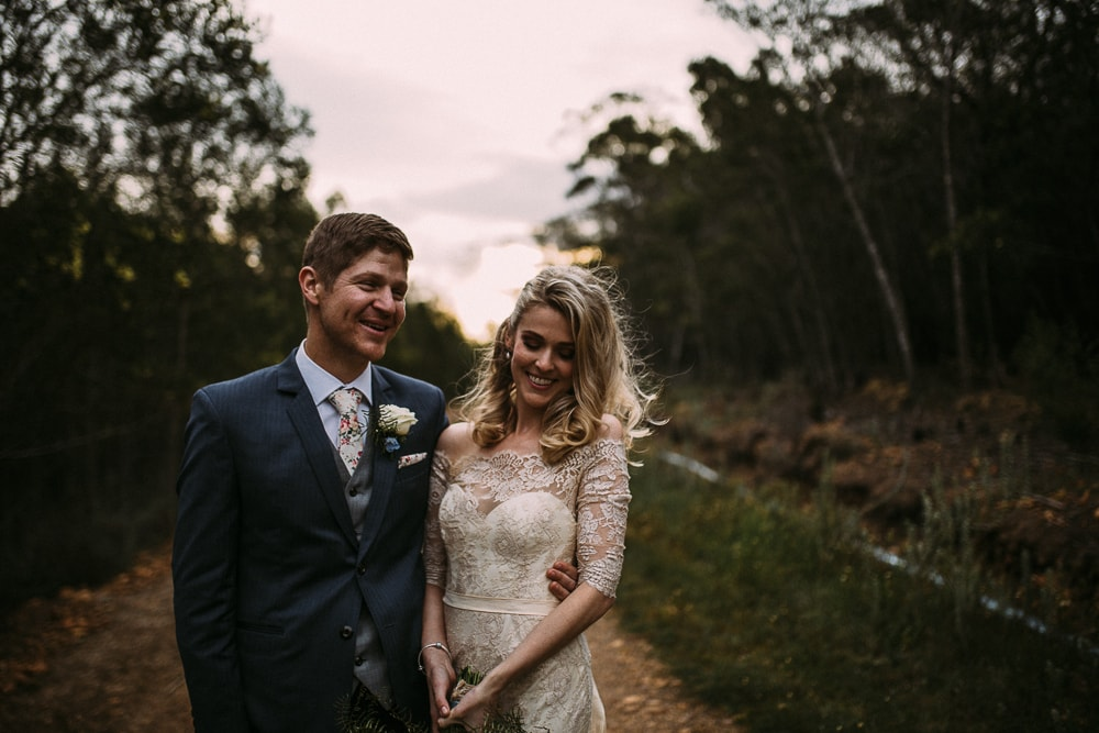 Festive Forest Wedding at Die Woud | Image: Hayley Takes Photos