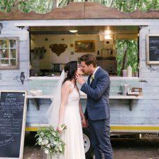 Forest Food Truck Wedding at Helderberg Farm by Cheryl McEwan