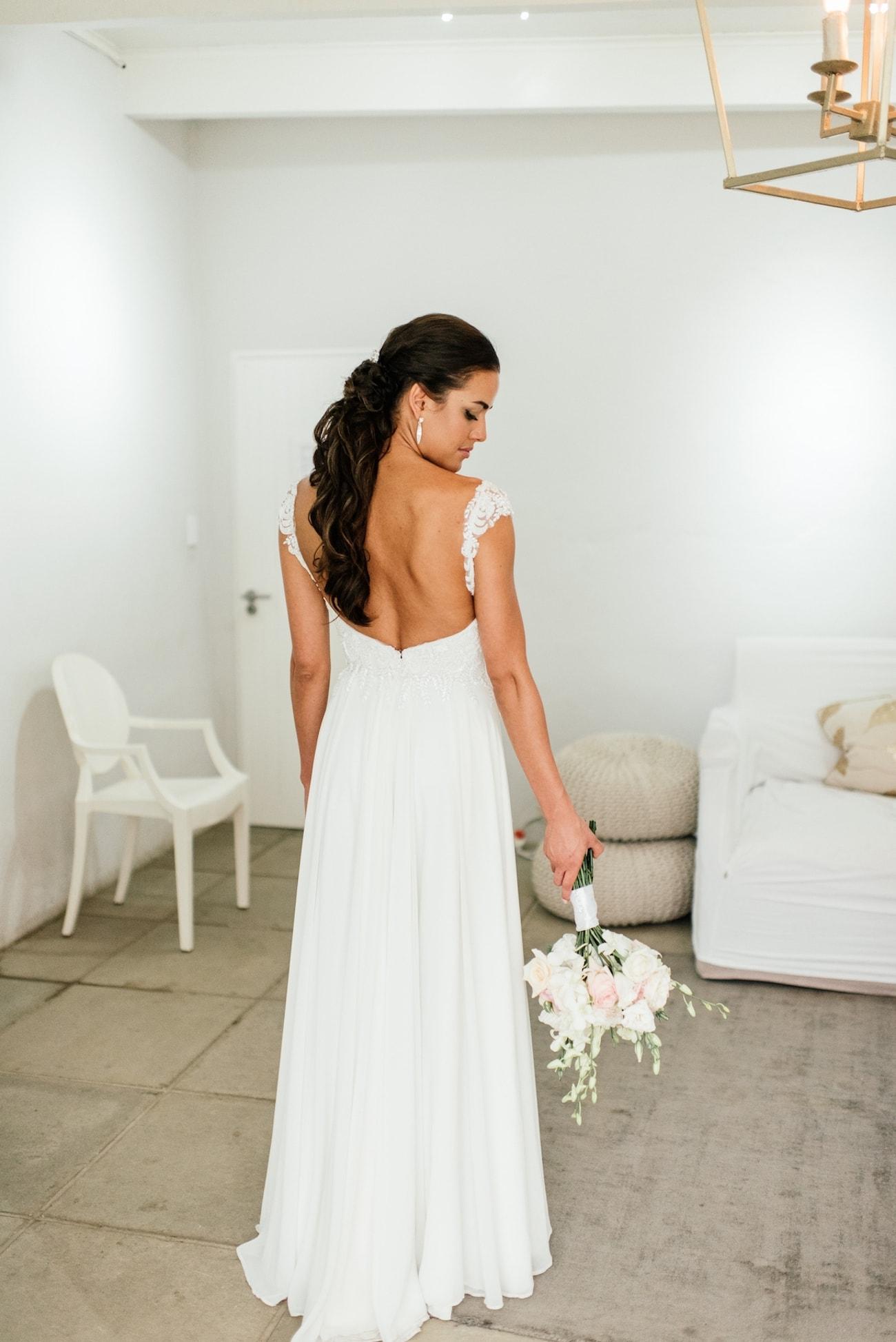 Jeanelle l'Amour Wedding Dress   Image: Carla Adel