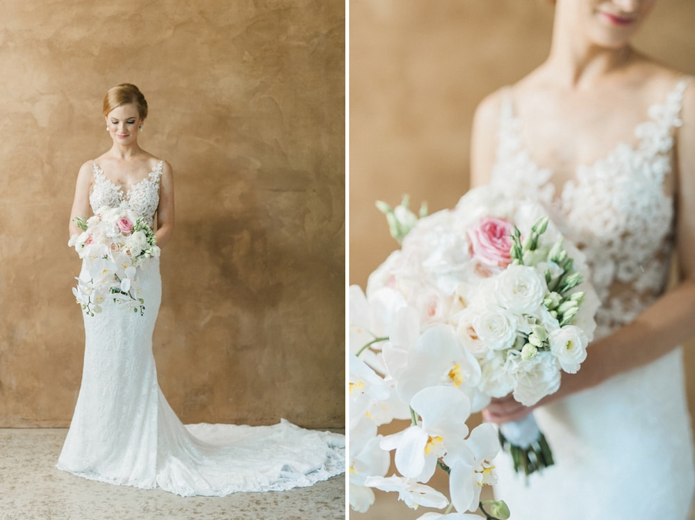 Hanrie Lues Bridal Wedding Dress | Image: Bright Girl Photography