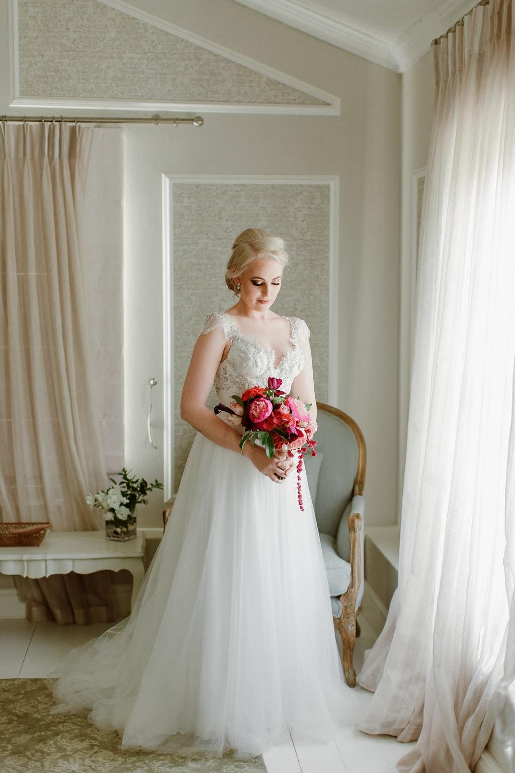 Janita Toerien Wedding Dress | Image: Jenni Elizabeth