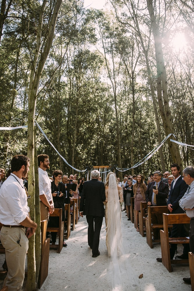 Die Woud Forest Ceremony | Image: Hayley Takes Photos