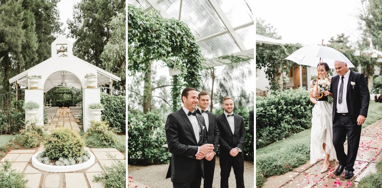 White Light Wedding Ceremony Venue   Image: Carla Adel