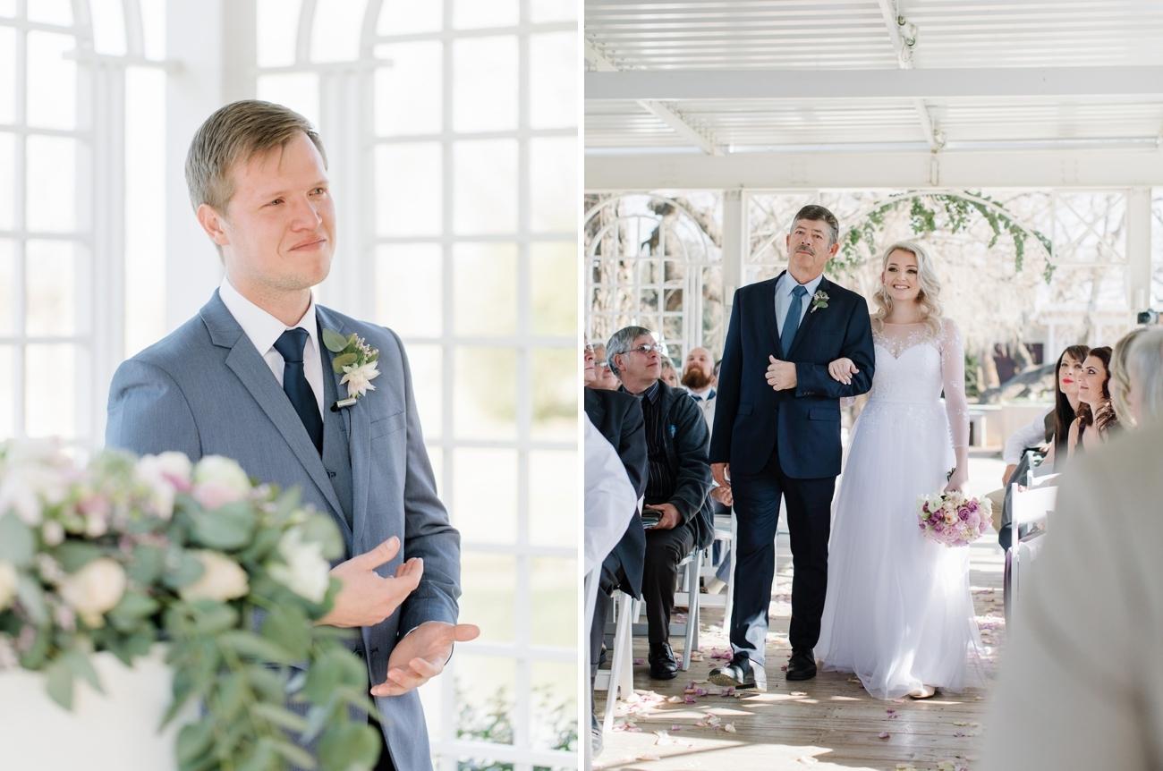 Bride's Entrance | Image: Rensche Mari