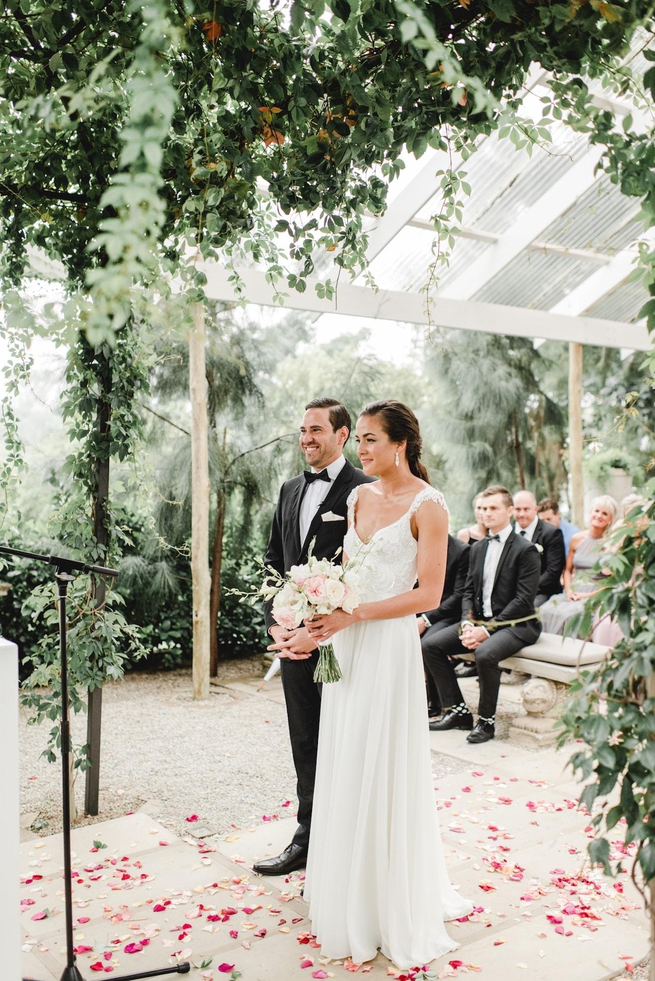 Wedding Ceremony at White Light   Image: Carla Adel