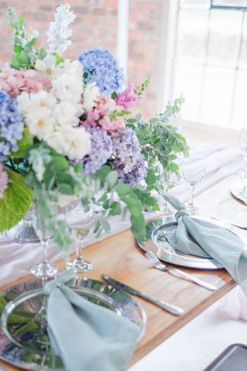 Pastel Table Decor | Image: Marilize Coetzee