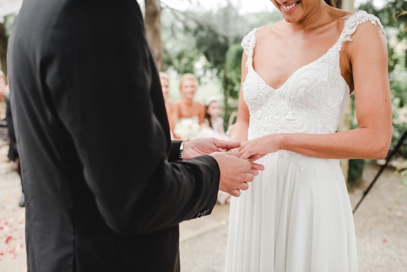 Vow Exchange | Image: Carla Adel