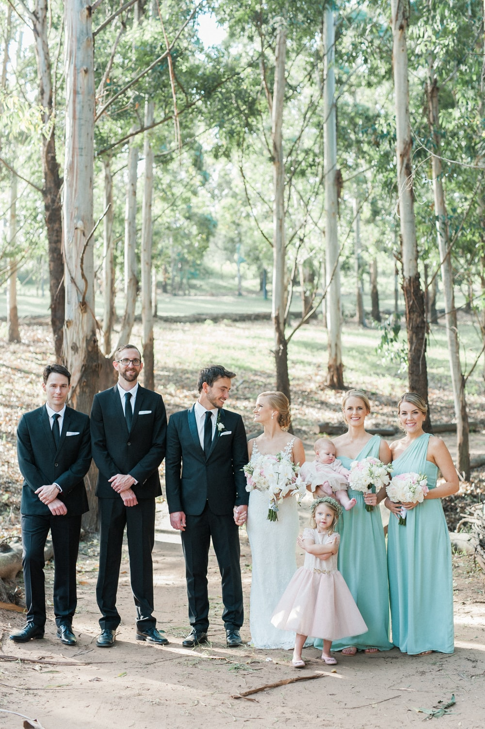 Bridal Party | Image: Bright Girl Photography