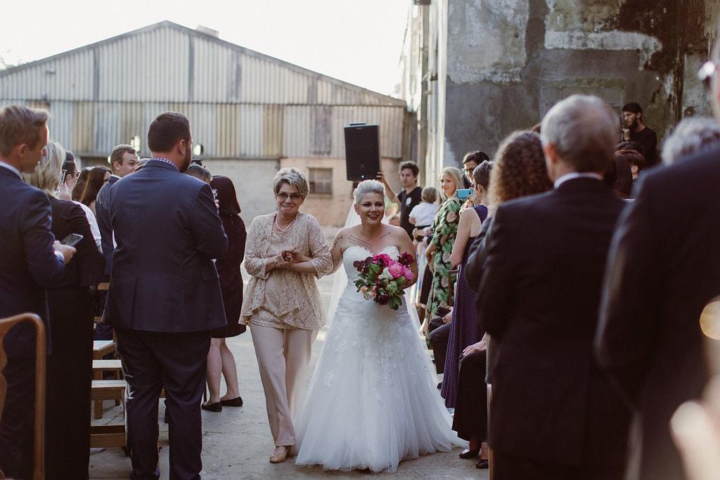 Bride's Entrance | Image: Jenni Elizabeth