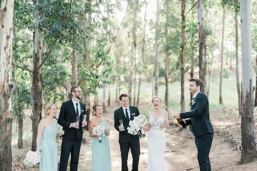Pop the Champagne! | Image: Bright Girl Photography