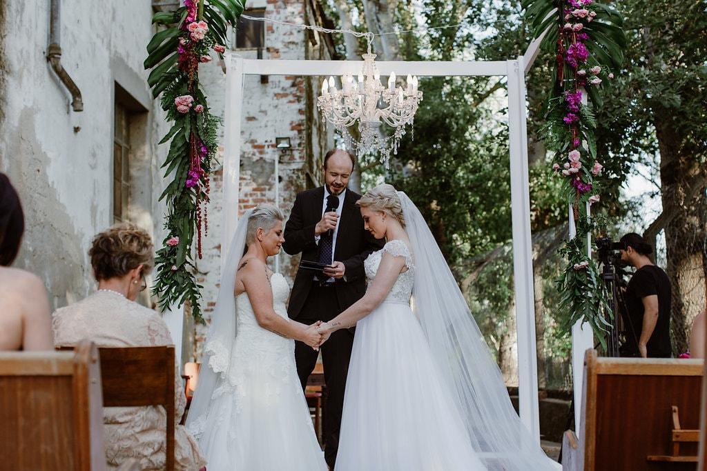 The Old Tanner Wedding Ceremony | Image: Jenni Elizabeth