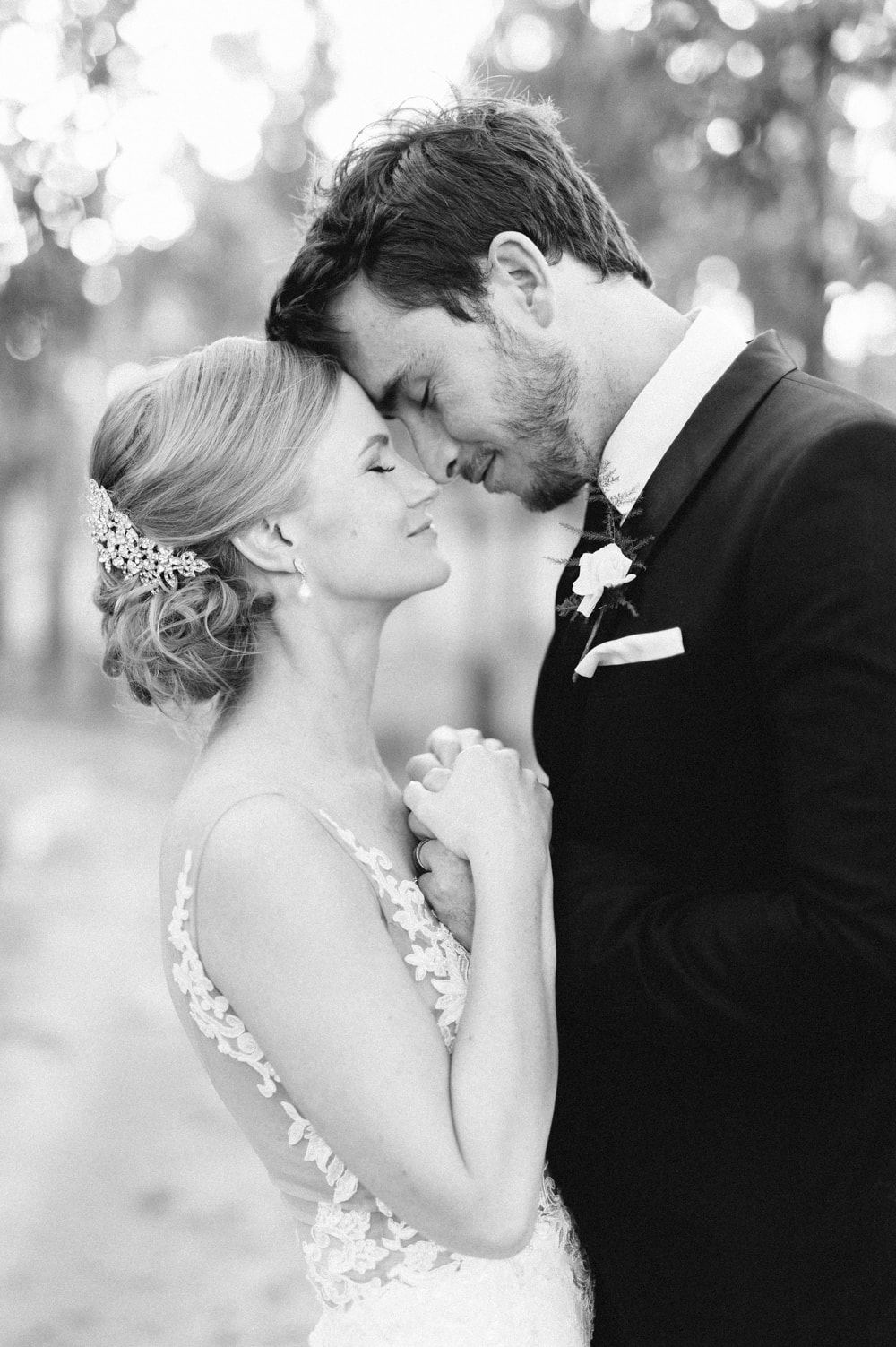 Bride and Groom | Image: Bright Girl Photography