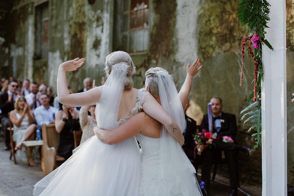 Just Married | Image: Jenni Elizabeth