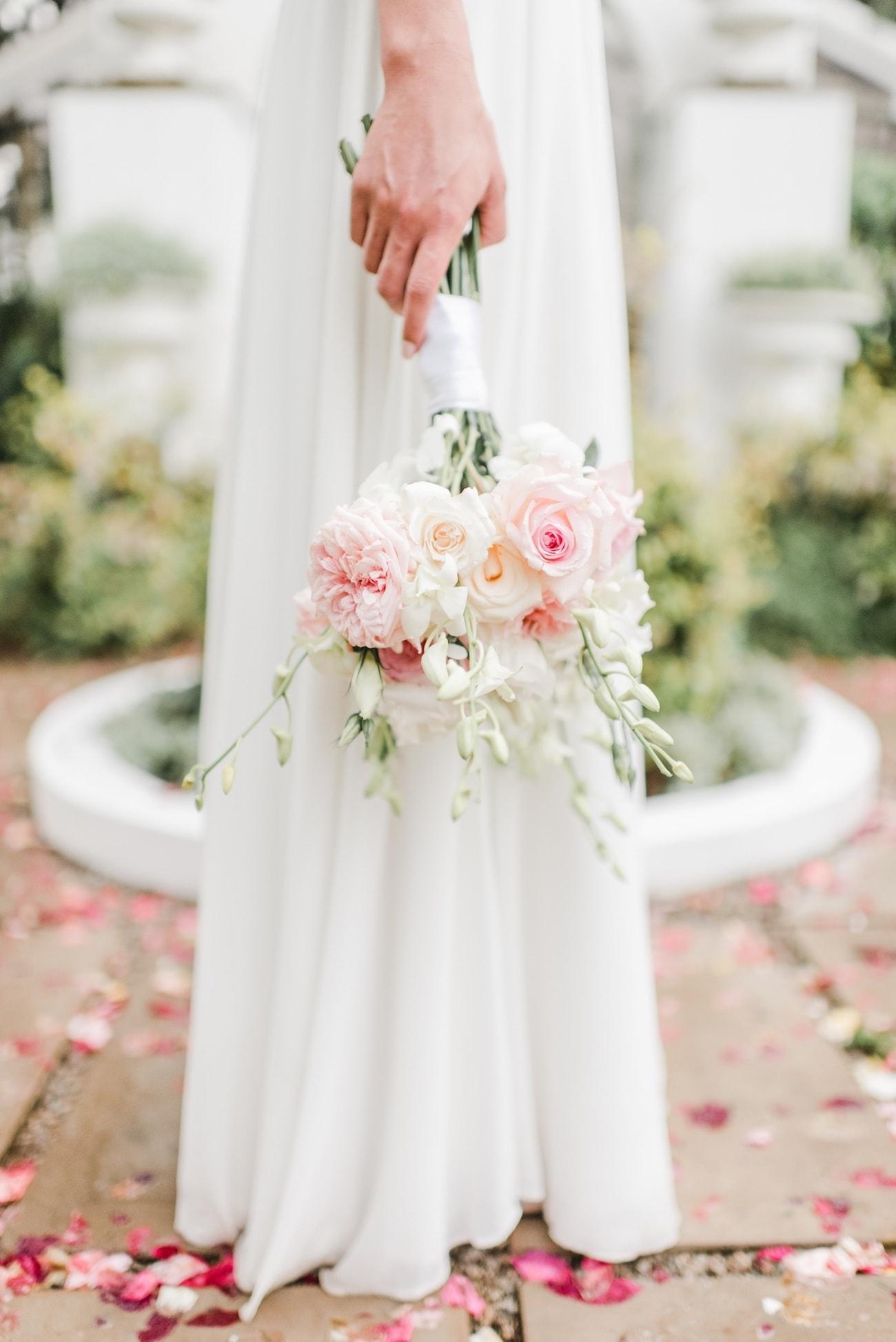 Blush Bouquet   Image: Carla Adel