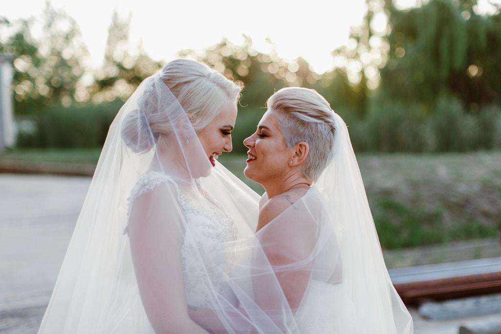 Same Sex Wedding | Image: Jenni Elizabeth
