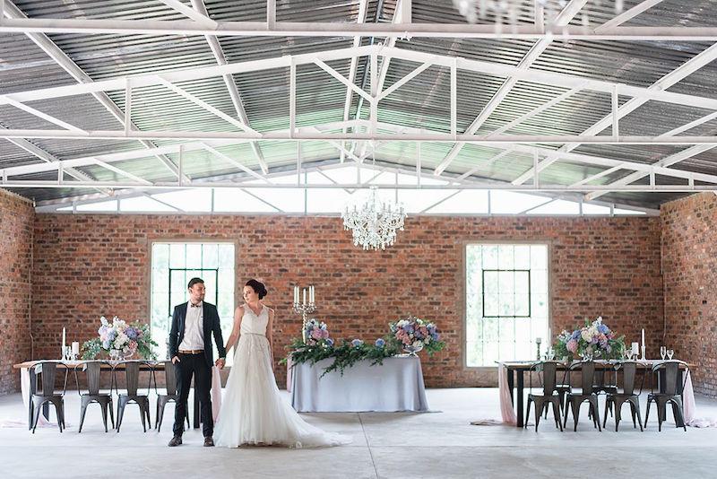 Face Brick Wedding Venue | Image: Marilize Coetzee