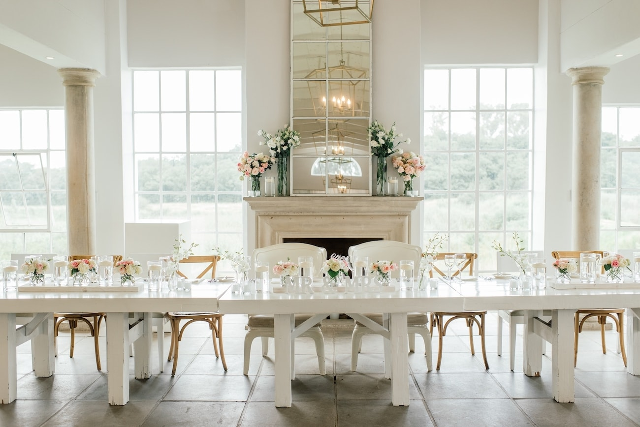 Simple Elegance Wedding   Image: Carla Adel
