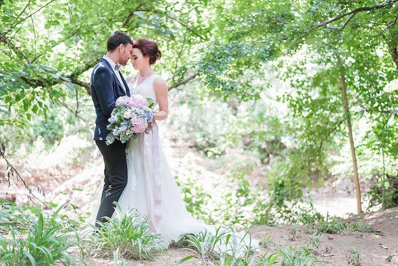Pastel Garden Wedding | Image: Marilize Coetzee