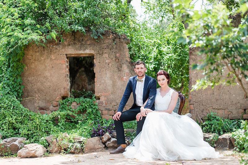 Secret Garden Wedding | Image: Marilize Coetzee