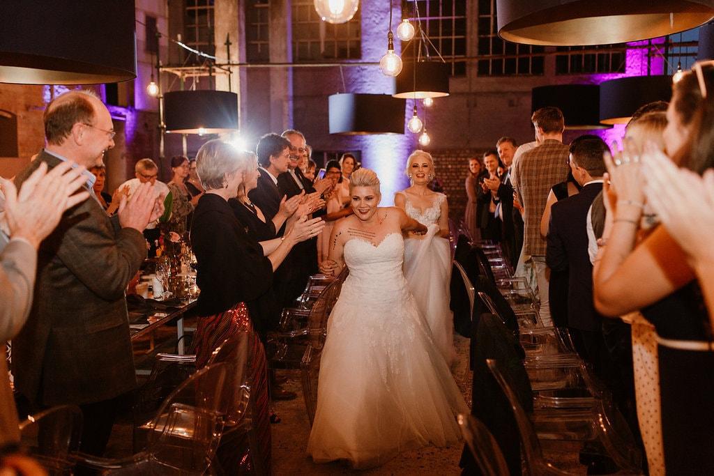 Brides' Entrance | Image: Jenni Elizabeth