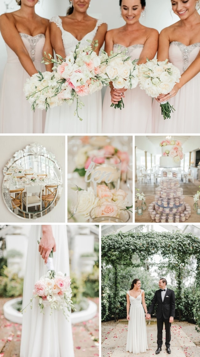 Simply Elegant Modern Wedding at White Light by Carla Adel   SouthBound Bride
