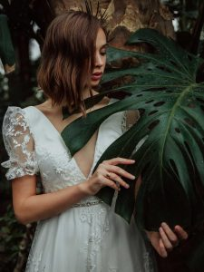 Embroidered Wedding Dresses