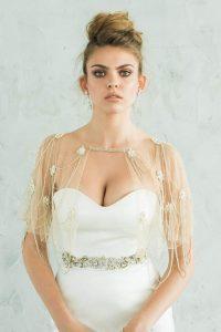 Bridal Capes & Capelets