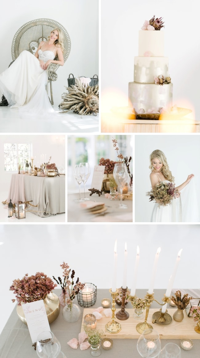 Fine Art Autumn Wedding Inspiration by Stella Uys Photography & Bells & Whistles