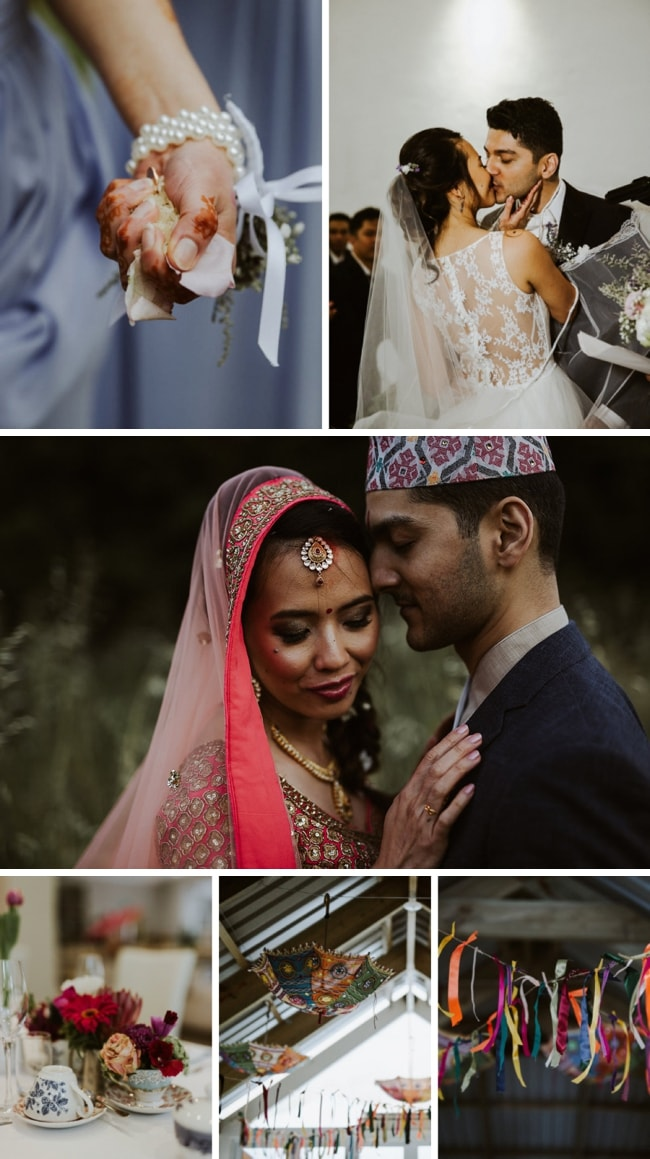 International Cross Cultural Wedding at Le Franschhoek by Hayley Takes Photos