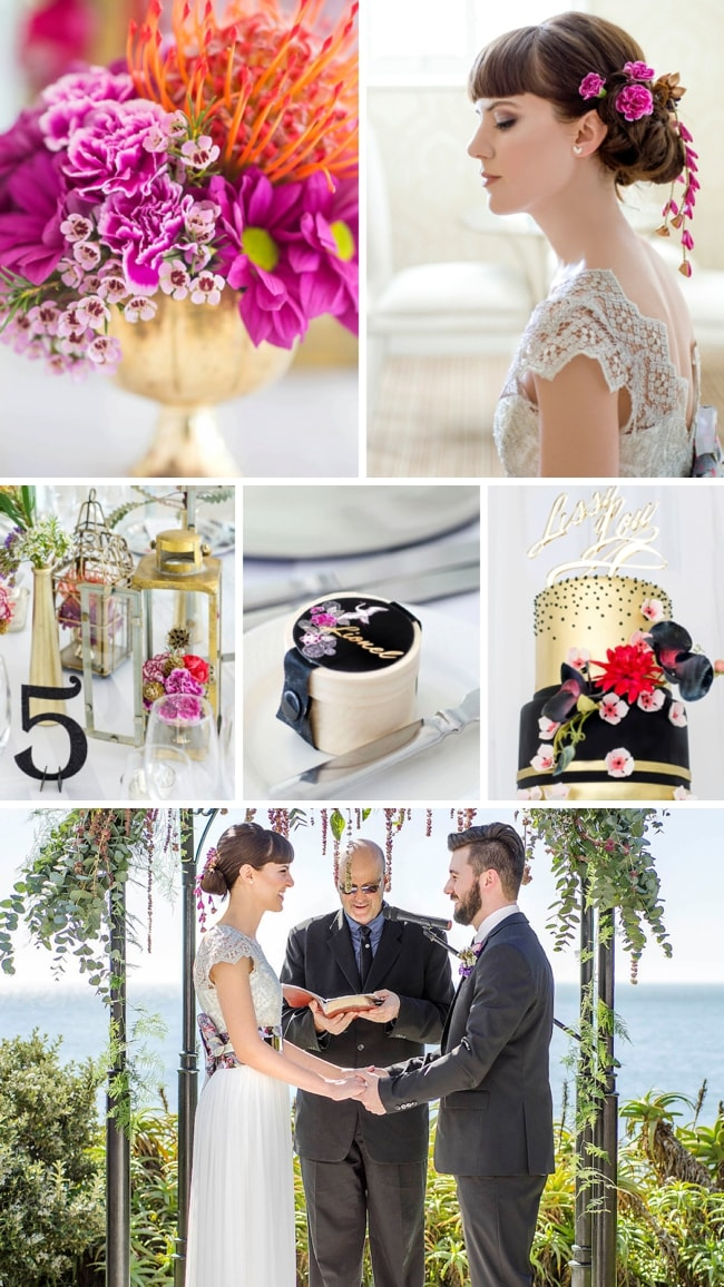 Orient Inspired Wedding in Cape Town by Kaitlyn De Villiers | SouthBound Bride