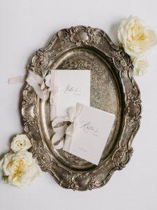 Keepsake Wedding Vow Books