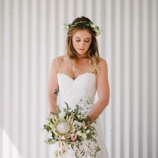 Pretty Rustic Forest Wedding at De Uijlenes by Yeah Yeah Photography