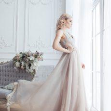 Lilac & Lavender Wedding Dresses
