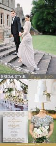 What's Your Bridal Style? Glam Luxe