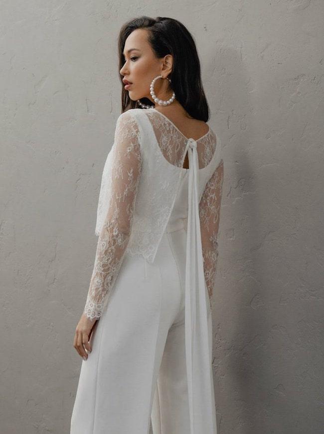 City Chic Wedding Jumpsuit