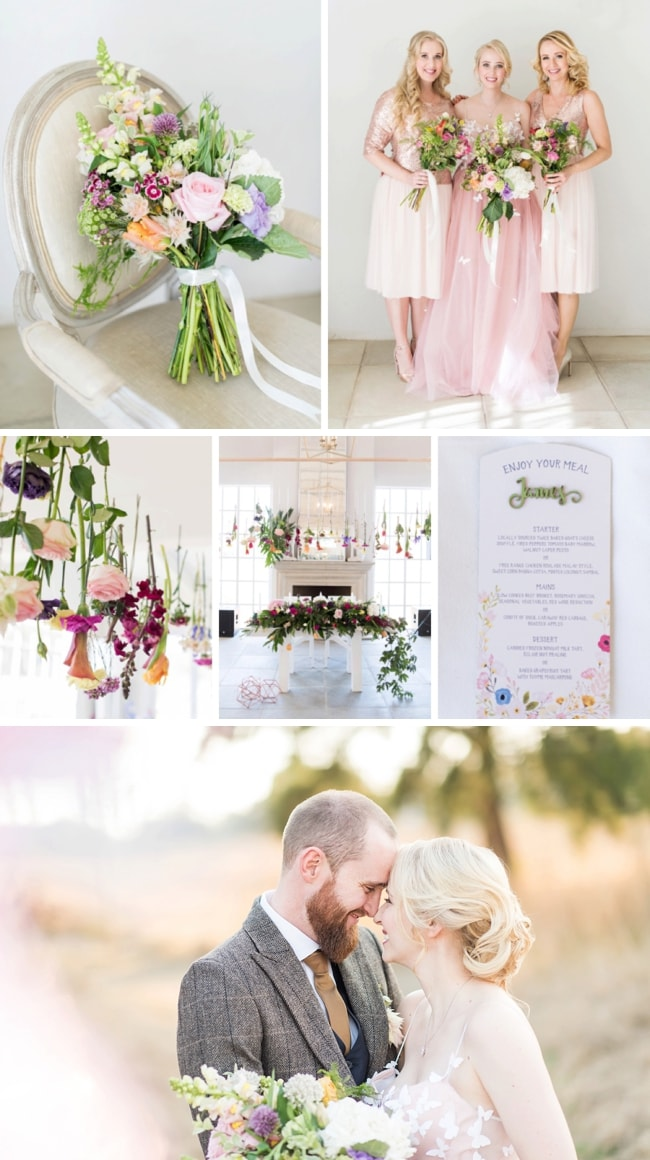 Whimsical Colourful Wedding at White Light by Jack & Jane | SouthBound Bride