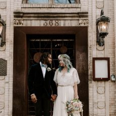 Brooklyn Bohemian Wedding Inspiration