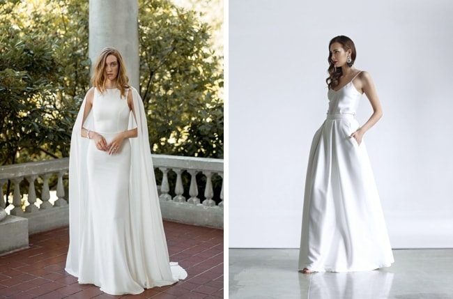 392cbbfac02 The 2019 Wedding Dress Trends Brides Need to Know