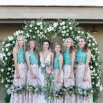 Rustic Copper & Greenery Wedding at Makojalo by Werner J Photography