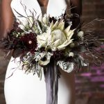 20 Dark & Moody Jewel Tone Bouquets